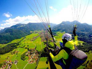 Tandemfliegen-Chiemgau-Aschau-Priental