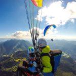 Paragliding-Partner-Thermikflug-All-inclusive-Tandemfliegen-Chiemgau-Freizeit Gutschein