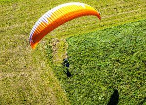 Landung_Tandemflug_Paragliding_tandemfliegen_Chiemgau