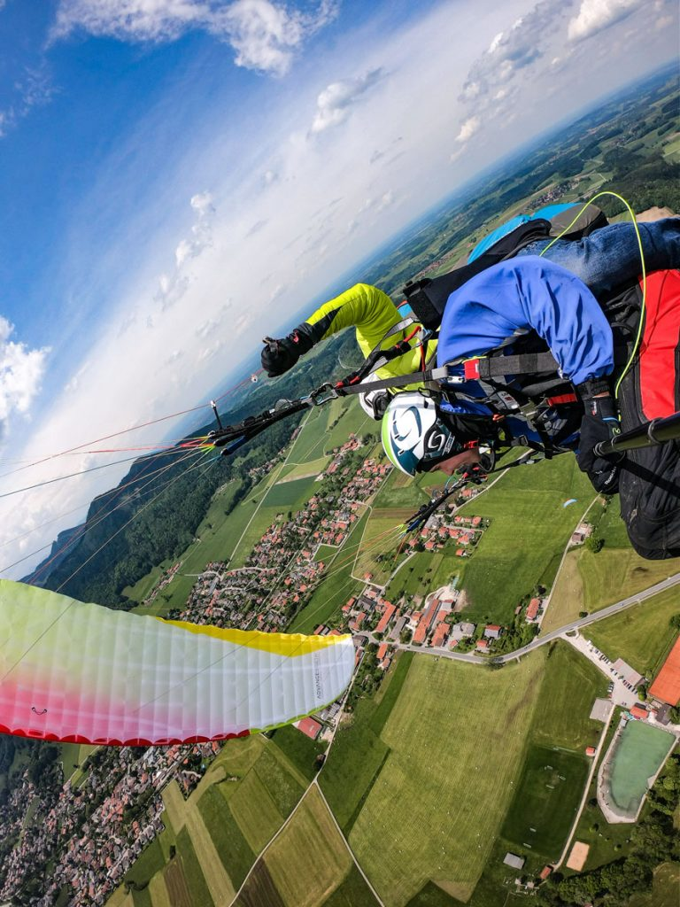 Chiemgau_Action_Plus_Kampenwand_Tandemflug
