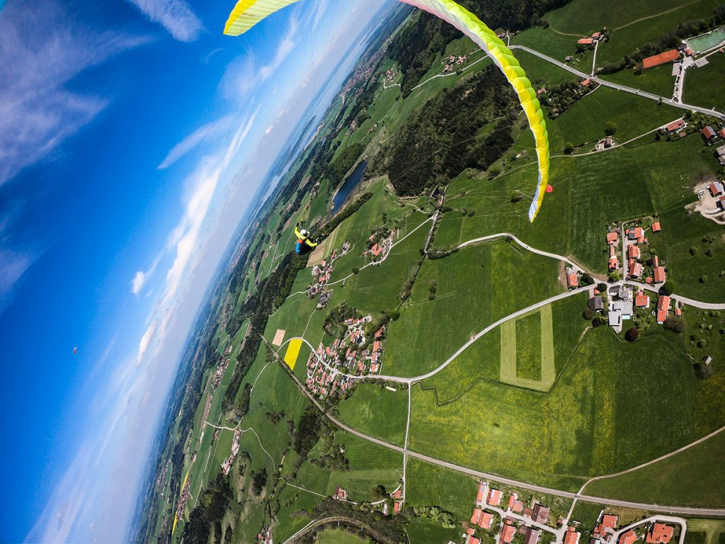 Paragliding_Tandemflug_Chiemgau_Action_Plus