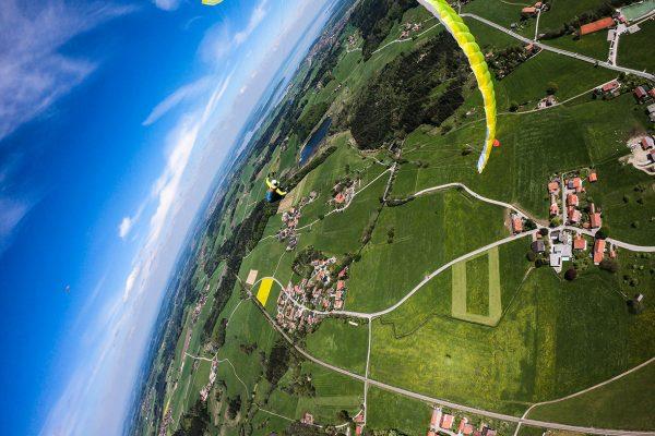 Paragliding_Tandemflug_Chiemgau_Action_Plus