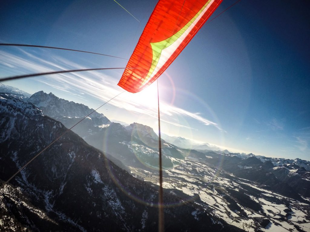 Paragliding_Tandemflug_Chiemgau_Action_Plus_Kamenwand